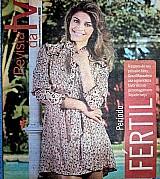 Revista periodo fertil,  ansiedade zero,  grazi a espera de seu primeiro filho,  revista da tv 13-11-2011
