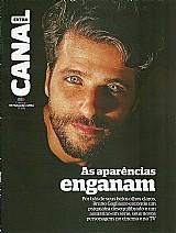 Bruno gagliasso,  as aparencias enganam,  revista canal extra nº 858