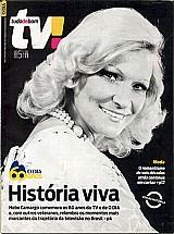 Hebe camargo,  historia viva,  revista tudo de bom tv nº 306