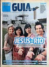 Jesus in rio,  festival promessas,  guia show e lazer 09-11-2011