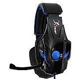 Fone headset gamer knup kp-358 usb pc/ps3/ps4 original