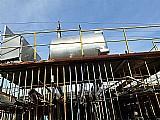 Tanque de aco inox capacidade 4000 litros