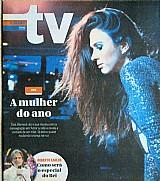 A mulher do ano diz o que mudou,  revista da tv 22-12-2013