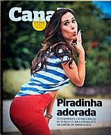 Piradinha adorada cai nas gracas do publico,  revista canal extra nº 792