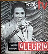 Agora e hora de alegria,  silvio santos,  revista da tv 12-12-2010