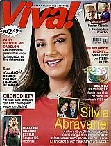 Silvia abravanel,  a filha nº 2 de silvio,  agora e a nova queridinha da telinha,  revista viva mais nº 827