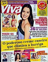 A mulher do bau,  nathalia dill,  revista viva mais nº 625