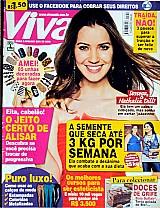 Ela tem um cabelo cobicado,  nathalia dill,  revista viva mais nº 654