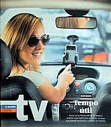 Adriana birolli e atores de imperio usam transportes alternativos,  revista da tv de 7-12-2014