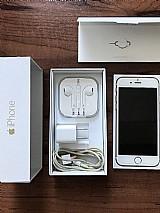 Iphone 6 64gb dourado apple semi-novo completo com nota e na garantia