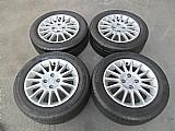 Roda original aluminio honda ex aro 15 raiada pneu usado continental largo jogo p.fumagalli cpa mooca