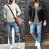 Calcas jeans skinny melhores marcas