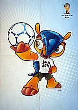 Fifa  world  cup  brasil,   campeonato  mundial  no  brasil  2014 e mapa verso