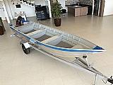 Barco 5mt pronta entrega! financiamos em 12x