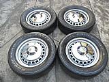 Roda de ferro do fusca original aro 15 pneu largo goodyear calota jogo p.fumagalli cpa mooca