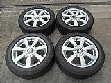Fox spacefox polo roda aluminio aro 15 pneu usado jogo p.fumagalli cpa mooca