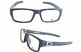 Armacao p/ óculos de grau oakley muffler esportiva