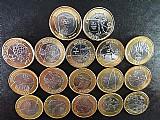 Vendo colecao completa das moedas olimpicas