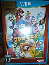 Jogo super mario 3d world