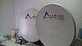 Antenas audisat para satelite