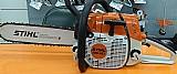 Motosserra stihl ms 381 -gasolina - nova - garantia - original
