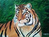 Quadro tigre de bengala
