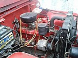 Motor 6 cl jeep willyns