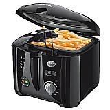 Fritadeira eletrica mondial fast fry  – preta-220v