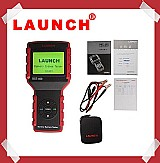 Testador scanner bateria automotiva launch original bst460