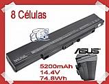 Bateria notebook asus u30,  u33,  u35,  u43,  u45,  u52,  u53