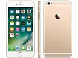 Iphone 6s plus apple 16gb dourado 4g tela 5.5