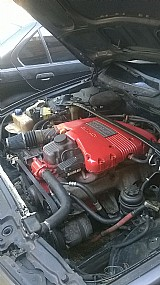 Motor de omega cd 97 com cambio mecanico