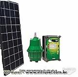 Kit bombeamento de agua solar