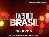Novela avenida brasil completa em 36 dvds