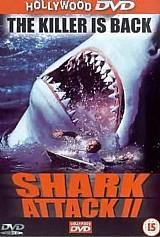 Tubaroes 2 2000 dublagem classica! dvd importado!