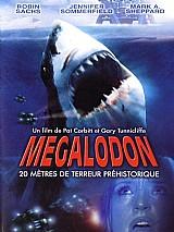 Megalodon 18 metros de terror dublagem classica importado!