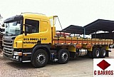 Scania p 310 8x2   carroceria 2018