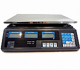Balanca eletronica digital 40kg alta precisao