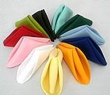 Guardanapo  em oxford varias cores para festa restaurante em geral