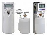 Aparelho aromatizador de ambientes (spray liquido automatico)