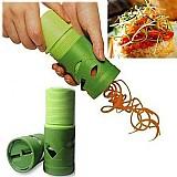 Descascador e fatiador espiral verduras legumes cortador de cozinha