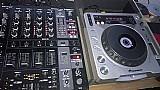 1 cdj 800 pionner   mixer djx900