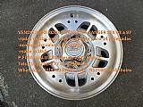 Roda original aluminio ford ranger stx serie mazda b  aro 14 calota cromada made usa p.fumagalli cpa mooca