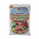 Substrato para hortas,  pomares e jardins vitaplan 1, 5 kg