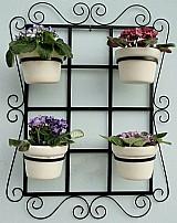Floreiras e utilidades para casa e decoração