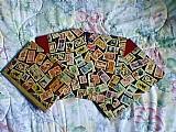 Coleção de selos nacionais particular em londrina