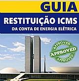 Curso guia de restituicao de icms da conta de energia eletrica