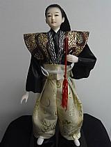 Samurai boneco japones