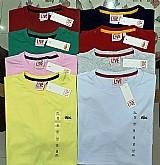 Kit 10 camisas peruanas camisetas masculinas