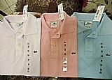 Kit 10 camisas polo peruanas camisetas masculinas